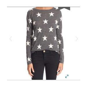 (Banjo and Matilda) Cashmere Star Intarsia Sweater